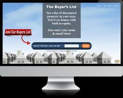Real estate squeeze page